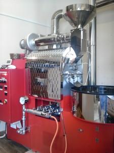 HR206SF 最新鋭の焙煎機