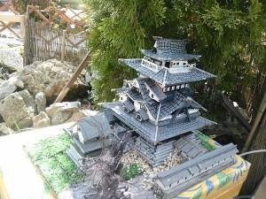 城!!富士山のそばに!!