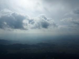 女体山からの眺め2