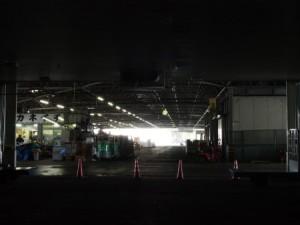 朝の船橋市場