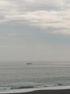 大磯の海2016.9.26