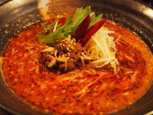 烈炎坦坦麺