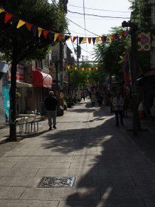谷津遊歩商店街