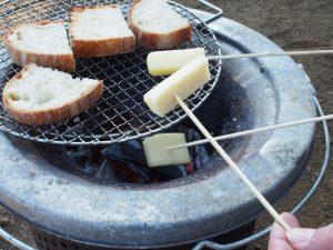 チーズとパンはいつだって美味しい