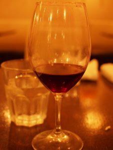 飲み放題のテーブルワインも美味しかった