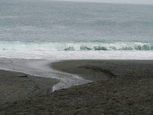 大磯の海 2017.10.16