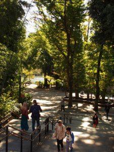 井の頭公園 入口