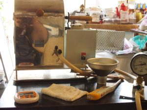 300g焙煎機