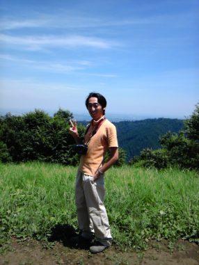 2010.7.19高尾山山頂