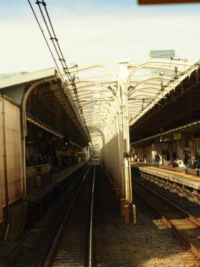 浅草橋駅 侵入