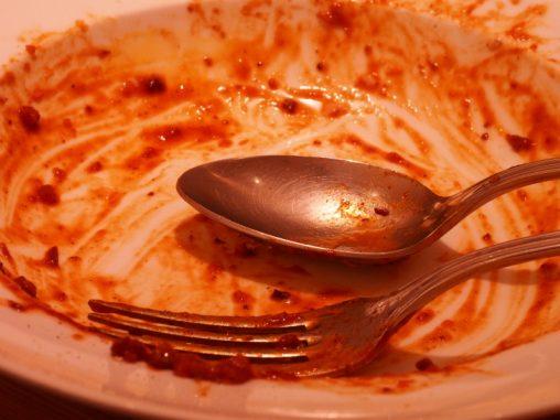 美味しく食べました