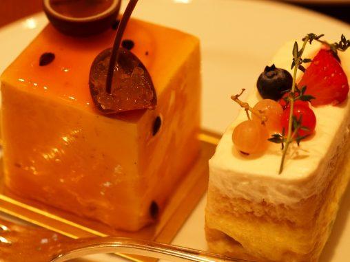 オーボン ケーキ