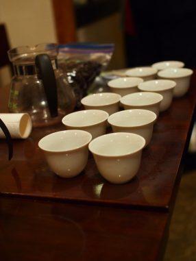 皆でコーヒー飲んだ