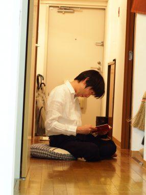 本を読む!!