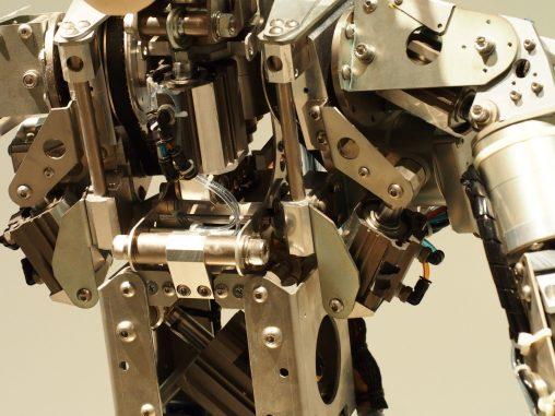 未来館 展示ロボット