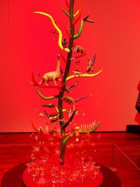 生命の樹 模型