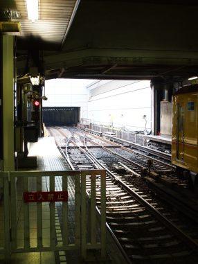 銀座線 渋谷駅