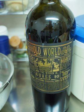 頂き物イタリアワイン!!