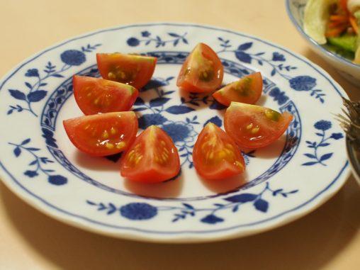 そのままトマト