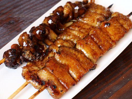 うなぎ串 肝焼き串