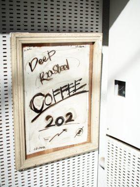 ディープローストコーヒー!!