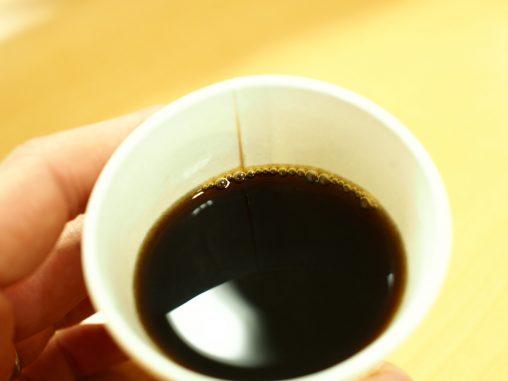 アダチコーヒー 重厚