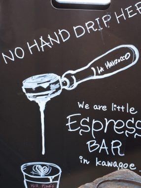NO HAND DRIP
