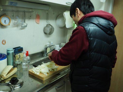 料理中イトー
