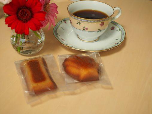 マタリとお菓子