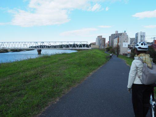 市川橋周辺
