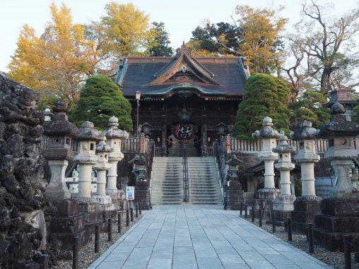 成田山新勝寺 2020.11.16