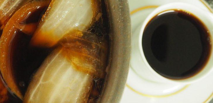 チャダレとコーヒー