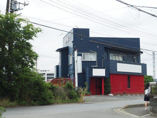 焼き肉屋の建物