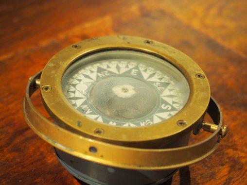 岡本太郎も見た羅針盤