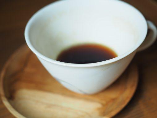 無思想なコーヒー